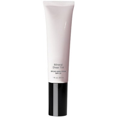 Mineral Sheer Tint SPF 20 Tinted Moisturizer (Cameo