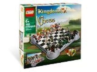 LEGO Kingdoms Set #853373 Chess Set (japan import) (B0083XMFU4) | Amazon price tracker / tracking, Amazon price history charts, Amazon price watches, Amazon price drop alerts