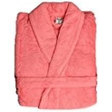 ARTEGUI-Albornoz calidad de lujo, 100%algodón, fabricado en UE. LIQUIDACIÓN