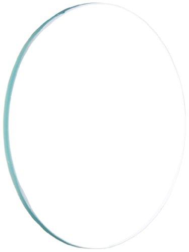 Ajax Scientific poliert Glas bi-convex Spherical Lens, 100mm Durchmesser, 500mm Brennweite