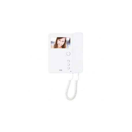 Urmet 1750/1 Vidéophone Blanc