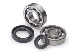Yamaha BIG BEAR YFM 250 YFM250 Front Wheel Bearing & Seal KIT 2007-09