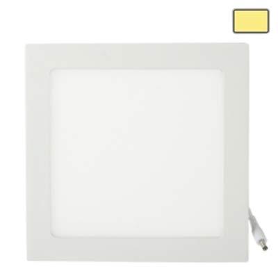 18w Laterne (18W weiße LED-Tag-Laternen-Glühlampe, Lichtstrom: 1600lm, Größe: 22,4 cm x 22,4 cm x 1,7 cm Deckenleuchte (Artikelnummer : S-led-5539ww))
