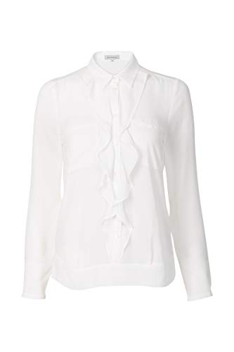Promiss Damen Bluse Torys, Offwhite, 42
