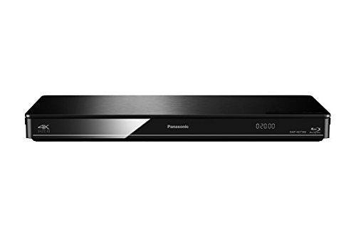 Panasonic dmp-bdt3803d blu-ray 5.1Schwarz–Blu-ray Laufwerk (schwarz, Blu-ray, Bd-R, Bd-Re DL, Bd-Re DL, CD, CD-R, CD-RW, DVD + R, DVD + R DL, DVD + RW, 5.1Kanal, DTS-HD Master Audio, Dolby Digital, Dolby Digital Plus, Dolby TrueHD, AVCHD, Bdmv, MKV, MP4, MPEG2, MPO, Xvid)