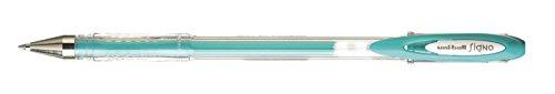 Uni-ball SIGNO Pastel UM-120 AC - Penna a gel, colore: Verde