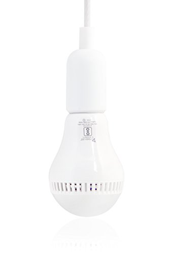 Syska 5 Watts Built-in Speaker Smart Rainbow Light Bulb - 3 Million Shades-in-one !! …