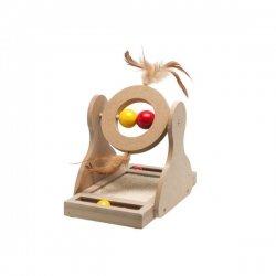 Karlie Flamingo Holz-Kratzspielzeug Tumbler