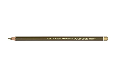 KOH-I-NOOR 1.3800.66 Wasser fast crayons für artists in individual Farbe
