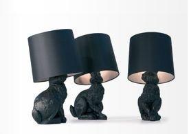moooi-lampadaire-rabbit-lamp-noir-avant-2006-ecran-pvc-coton-sur-metals-truktur-lapin-polyester