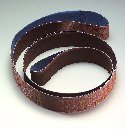 50mm x 2000mm Sanding belts in aluminium oxide, zirconia and ceramic abrasive for all applications. Price per 3 belts. (P80 Ceramic)