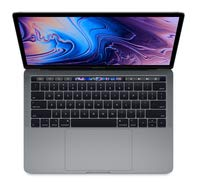 "Apple Macbook Pro, 13,3"" Display, Touchbar, Intel Quad-Core i5 2,3 GHz, 256 GB SSD, 8 GB RAM, 2018, Space Grau"