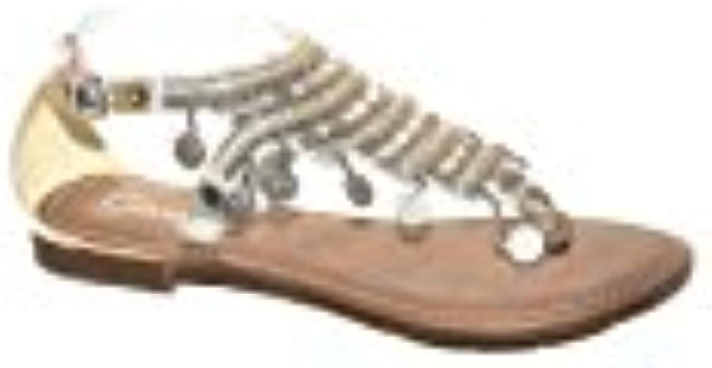 gardini sandale tongs 1108758 Argent  argento, 40 b07f258sgw b07f258sgw b07f258sgw parent | Facile à Nettoyer Surface  22041d