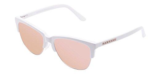 Hawkers Diamond White Rose Gold Classic X - Gafas de sol unisex