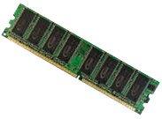 Team PC 400 Arbeitsspeicher 1GB (400MHz,184-polig) DDR CL3 RAM Kit -