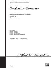 ALFRED 00 CM9705 GERSHWIN SHOWCASE   MUSIC BOOK