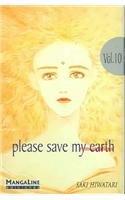 Please Save My Earth 10 por Hiwatari Saki