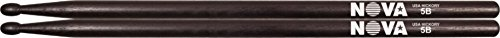 drumsticks 5b Vic Firth vf-n5bb Nova 5B Wood Tip Drum Sticks – Schwarz