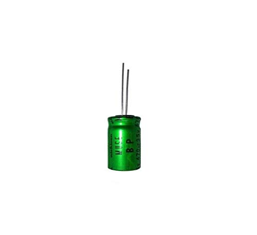 6 pcs Nichicon MUSE ES 50v 10uf Audio Grade Bi-polar