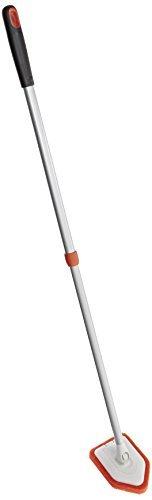 2-x-oxo-good-grips-ausziehbare-wanne-und-fliesen-schrubber-mehrfarbig