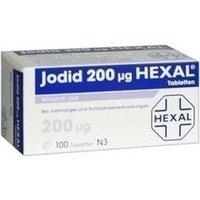 JODID 200 HEXAL Tabletten 100 St Tabletten