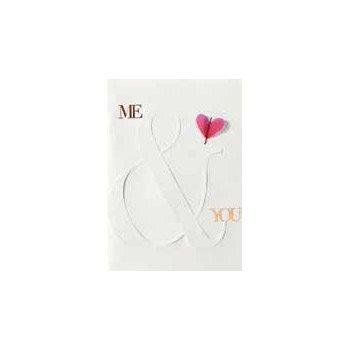 Muttertagskarte ME & YOU