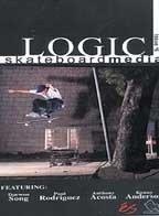 Logic Skateboard Media Collection Vol.1 [Import USA Zone 1] (Voller Skateboard)
