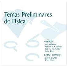 Temas Preliminares de Física (Académica)