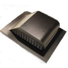 50 Airhawk Aluminum Slant Back Roof Vent by Air Vent -