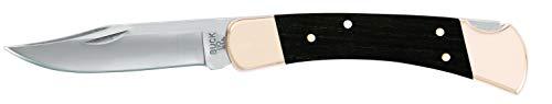 Buck 110 Couteau Hunter 0110BRS Mixte Adulte, Jaune