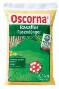 Rasaflor Rasendünger 5 kg von Oscorna auf Du und dein Garten