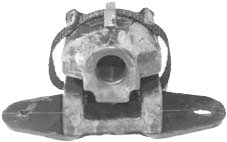 Preisvergleich Produktbild 3RG Tischfussball-Pad Anschlag Endschalldämpfer