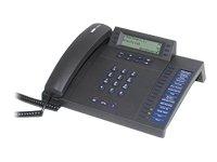 Auerswald COMfortel 1500 Systemtelefon 400 Rn-Speicher schwarz