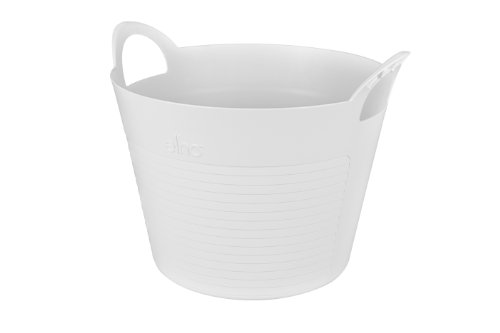 elho-6623502515000-blumentopfe-each-and-everyday-robin-tub-round-m-weiss