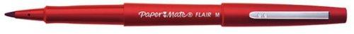 Paper:Mate Faserschreiber Flair Original, rot VE=1 - Mate Paper Rot