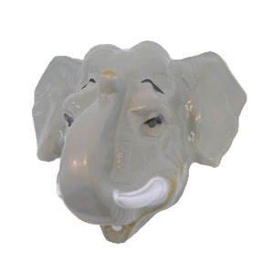 ke für Erwachsene Elefant (Party Tier Maske Für Erwachsene)