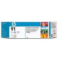HP C9482A - 91 LIGHT GREY INK CARTRIDGE 3-PK -