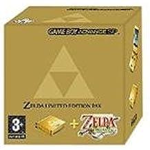 GameBoy Advance - Konsole GBA SP #Zelda Edition + The Legend of Zelda: The Minish Cap