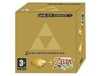 GameBoy Advance - Konsole GBA SP #Zelda Edition + The Legend of Zelda: The Minish Cap