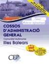 Temari Matèries Informàtiques. Cossos d'Administració General Comunitat Autònoma Illes Balears (Colección 266)