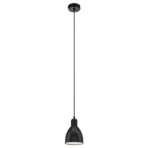 EGLO 49464 Pendelleuchte, schwarz