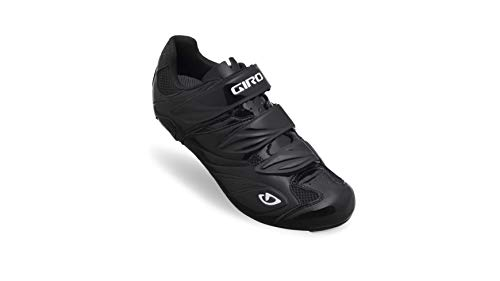 Giro Sante II Damen Rennrad Schuhe schwarz/weiß 2016: Größe: 37