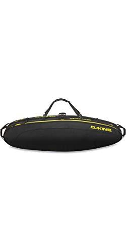 Dakine Regulator Double Quad Covertible Surfboard-Tasche 6';6 Schwarz 10001786 - Der wahre Einfallsreichtum liegt jedoch in seinem modularen Design