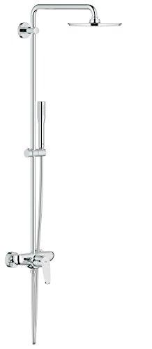 Preisvergleich Produktbild Grohe Euphoria Eurodisc Cosmopolitan 210 Brause- und Duschsysteme (mit Sena Handbrause - Kopfbrause rund) 23058003