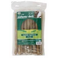 PPI Rawhide Cigar Sticks 25cm (Size: 25cm x 20) by PPI