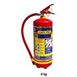 #8: Safepro Abc Type Fire Extinguisher 4KG
