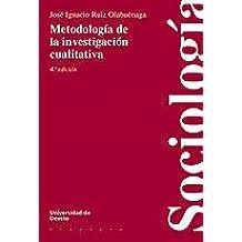 Metodología de la investigación cualitativa (Ciencias Sociales)