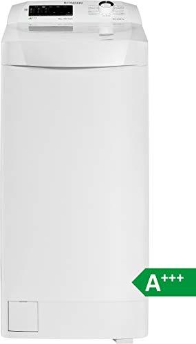 Bomann WA 5726 Waschmaschine Top Lader/EEK A+++ / 6 kg / 15 Programme+Optionen / 1000...