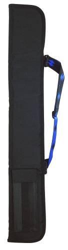 Queue-Tasche Soft 1/2 schwarz. Tasche_133007