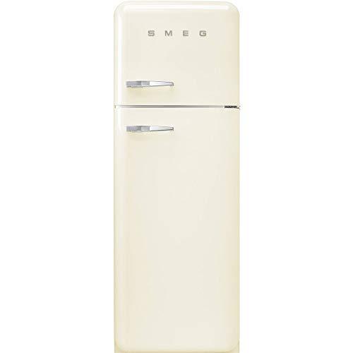 Smeg FAB30RCR3 réfrigérateur-congélateur Autonome Crème 294 L A+++ -...
